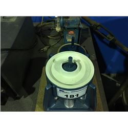 STONE SIZE SEPARATOR & A  BLUE WHITE CHEM-FEED PUMP