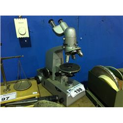 REICHERT AUSTRIA GEMOLOGISTS MICROSCOPE