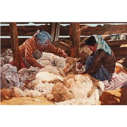 Ray Swanson | The Sheepshearers