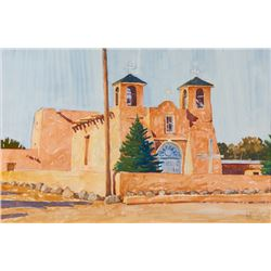 Hollis Randall Williford | Taos Church II