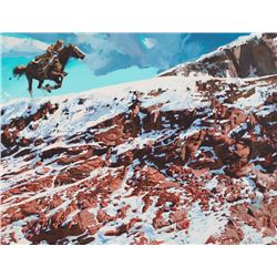 Oleg Stavrowsky | Iron Mountain Pony Express