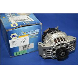 New inventory Napa alternator #213-9489 (retails $296.00) fits light trucks GM 2002-2005- ITEM CAN B