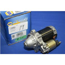 New inventory Napa starter #244-9317 (retails $361.00) fits Ford light, medium and heavy trucks 2013