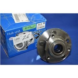 Brand new Napa Inventory SKF hub unit #BR-930284 (retails $430.00) fits automotive and light trucks