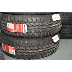 Pair of brand new GT Radial Champiro Ice Pro 2 tires LT 275/65R18- AUCTION HOUSE WILL NOT PROVIDE SH