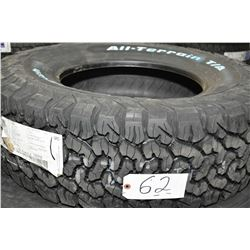 Brand new B.F. Goodrich All Terrain T/A tire LT285/70R17- AUCTION HOUSE WILL NOT PROVIDE SHIPPING FO