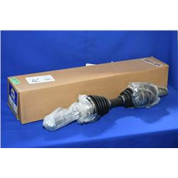 New Napa Max Drive CV drive axle 94-9122 (retails $210.00) fits Chevy Colorado, GM Canyon 2004-2012,