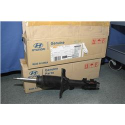 Two new Hyundai Genuine parts strut and bumper assembly part #54650-2C00- ITEM CAN BE SHIPPED THROUG