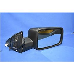 New in box heated truck mirror, part #CH 1321303, fits right hand non-towing 1999-2012 Dodge Ram and