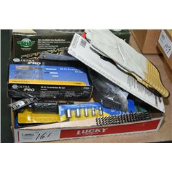 Selection of new Napa and other brands tools, gloves and more- ITEM CAN BE SHIPPED THROUGH CANADA PO