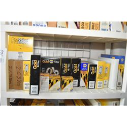 Large selection of Napa air filters including #29017, #26390, #26035, #2725, #2729, #2750, #2838, #2