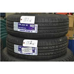 Pair of brand new Laufenn G Fit AS tires, #215/65R16 98H- AUCTION HOUSE WILL NOT PROVIDE SHIPPING FO