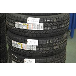 Pair of new Firestone Winterforce LT tires, #LT275/70R18 125/122R- AUCTION HOUSE WILL NOT PROVIDE SH