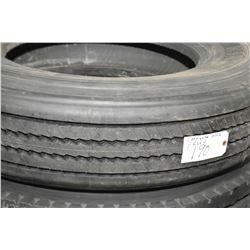 Brand new Continental HSR 2 tire, #11R 24.5- AUCTION HOUSE WILL NOT PROVIDE SHIPPING FOR THIS ITEM.