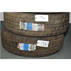 Pair of brand new Cooper Discover ATR tires, #LT275/70R17- AUCTION HOUSE WILL NOT PROVIDE SHIPPING F