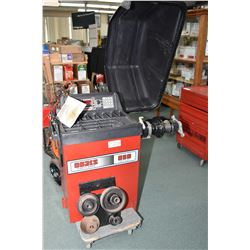 Coats Direct Drive 850 solid state computer tire balancer, 110 volts with assorted adapter and opera