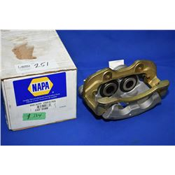 New Napa inventory disc brake caliper #242-2280 (retails $134.00) fits GMC and Chevrolet 1500, Yukon