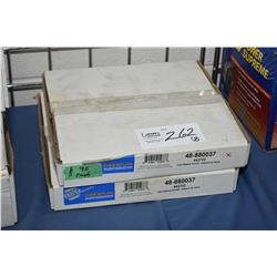 Pair of Napa Premium disc brake rotor #48-880037 (retails $99.00 each) Dodge and Chrylser minivan 20