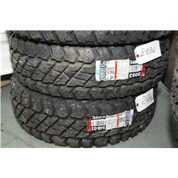 Pair of brand new Cooper Discoverer S/T Maxx tires LT245/75R16- AUCTION HOUSE WILL NOT PROVIDE SHIPP