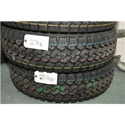 Pair of brand new Toyo M55 tires, LT245/75R16 120N- AUCTION HOUSE WILL NOT PROVIDE SHIPPING FOR THIS