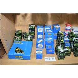 Selection of ATV oil filters and air filters- ITEM CAN BE SHIPPED THROUGH CANADA POST BY THE AUCTION