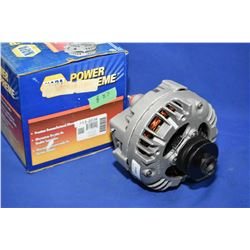 New Napa inventory alternator #213-2036 (retails $87.00) fits full sized Chrysler and Dodge car 1981