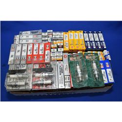 Large selection of new spark plugs including Champion and NGK- ITEM CAN BE SHIPPED THROUGH CANADA PO