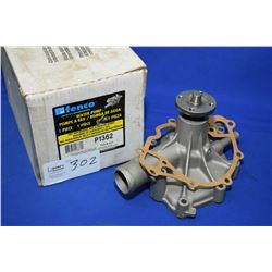 New Fenco inventory water pump #P1362, Napa equivalent 58-347 fits Ford, Lincoln, Mercury 5.0ltr 198