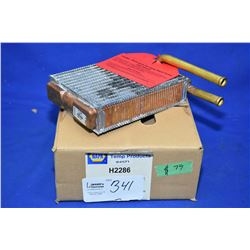 New Napa heater core #94571 (retails $79.00) fits Ford cars, Bronco, Pick-up, Mercury 1966-1979- ITE