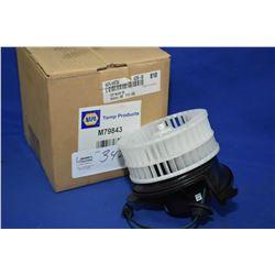New Napa inventory heater motor #M79843 (retails $119.00) fits Chrysler, Dodge and Plymouth minivans