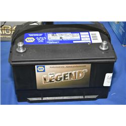 "Brand new Napa ""the Legend"" 1045 CA #65-6 battery- AUCTION HOUSE WILL NOT PROVIDE SHIPPING FOR THIS"