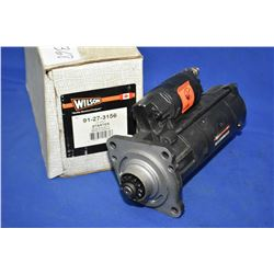 New Wilson starter #91-27-3156- ITEM CAN BE SHIPPED THROUGH CANADA POST BY THE AUCTION HOUSE. SHIPPI