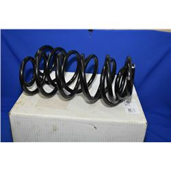 Set of new Moog coil springs #8223- ITEM CAN BE SHIPPED THROUGH CANADA POST BY THE AUCTION HOUSE. SH