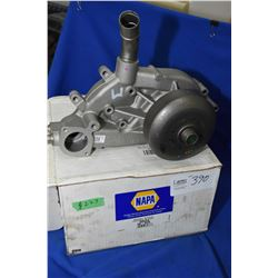 New inventory Napa water pump #58-626 (retails $227.00) fits Chevrolet, GMC trucks, Cadillac Escalad