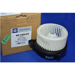 New Napa inventory blower motor #M79849 (retails $207.00) fits Dodge, Ram 1500, 2500, 3500, 4000, 45