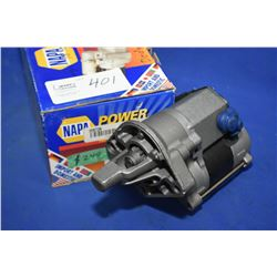New Napa inventory starter #2446753 (retails $248.00) fits Chrysler and Dodge cars 1998-2002- ITEM C