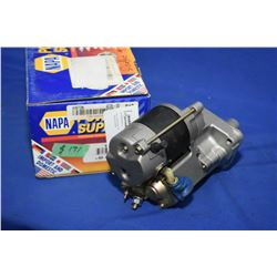 New Napa inventory starter #244-6419 (retails $191.00) fits Chrysler and Dodge cars, Dodge and Plymo