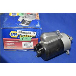 New Napa inventory starter #244-9223 (retails $106.00) fits Ford Mustang Aerostar, Mercury Capri, Co