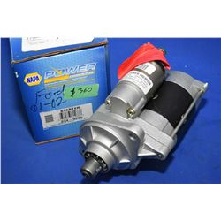 New Napa inventory starter #244-9296 (retails $360.00) fits Ford E350, E450, E500, Excursion, F250,