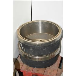 "Pair of new 15"" X 5 1/2"" brake drums- AUCTION HOUSE WILL NOT PROVIDE SHIPPING FOR THIS ITEM. BUYER M"