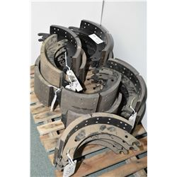 Six set of new HD Plus brake shoes, part #046B56-1R- ITEM CAN BE SHIPPED THROUGH CANADA POST BY THE