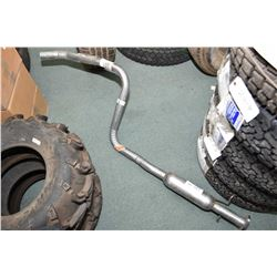 New inventory exhaust component part #349887- AUCTION HOUSE WILL NOT PROVIDE SHIPPING FOR THIS ITEM.