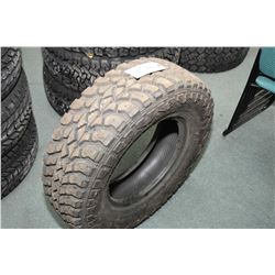Brand new Hankook DynaPro MT tire size LT245/75R16- AUCTION HOUSE WILL NOT PROVIDE SHIPPING FOR THIS