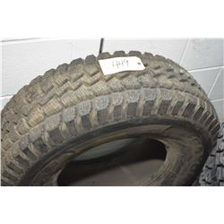 Brand new Saxon Snowblazer M+S tire 265/75R16- AUCTION HOUSE WILL NOT PROVIDE SHIPPING FOR THIS ITEM