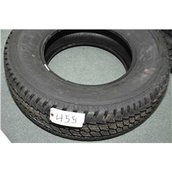 Brand new Bridgestone Duravis M700 tire, LT265/70R17- AUCTION HOUSE WILL NOT PROVIDE SHIPPING FOR TH
