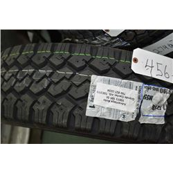 Brand new Toyo M-55 tire, LT265/70R17- AUCTION HOUSE WILL NOT PROVIDE SHIPPING FOR THIS ITEM. BUYER