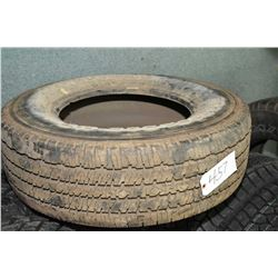 Brand new Firestone Transforce HT tire, LT265/70R17- AUCTION HOUSE WILL NOT PROVIDE SHIPPING FOR THI