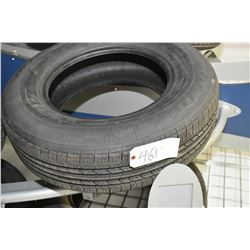 Brand new Goodyear Intergrity tire, P225/70R16- AUCTION HOUSE WILL NOT PROVIDE SHIPPING FOR THIS ITE