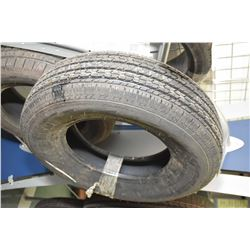 Brand new Rubbermaster RM76 tire, ST175/70R13- AUCTION HOUSE WILL NOT PROVIDE SHIPPING FOR THIS ITEM