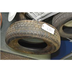 Brand new Hankook Zovac HPW401 tire, P205/75R15- AUCTION HOUSE WILL NOT PROVIDE SHIPPING FOR THIS IT
